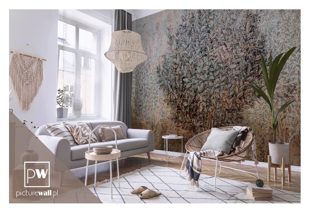 Fototapeta Drzewko laurowe w salonie