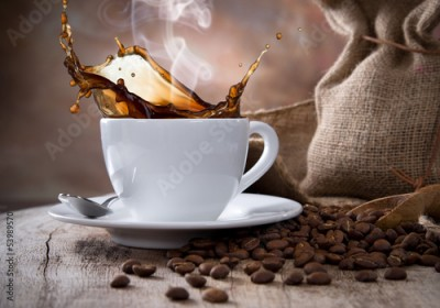 Fototapeta Coffee cup